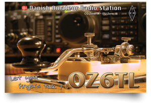 QSL OZ6TL