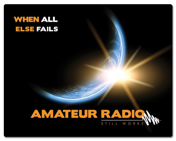 Radio Amateur muismatjes: PVC toplaag, extra dun (2mm) antislip onderkant. Bestel ref: MP002.