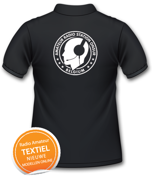 Ham T-shirts | Radio Amateur textiel | Ham textile